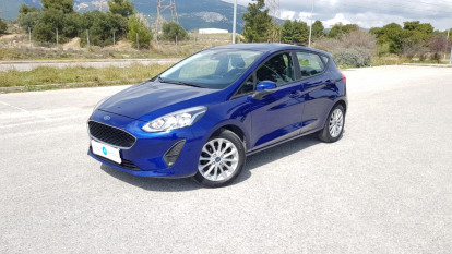2017 Ford Fiesta - front-left exterior