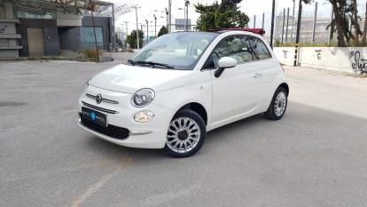 2017 Fiat 500 - front-left exterior