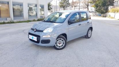 2018 Fiat Panda - front-left