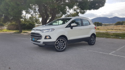 2014 Ford EcoSport - front-left