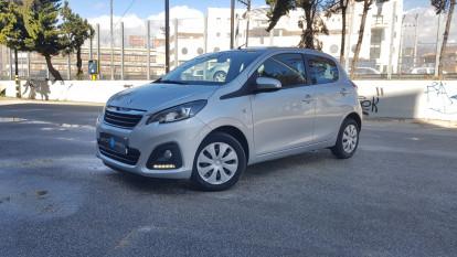 2019 Peugeot 108 - front-left exterior