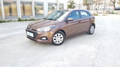 2018 Hyundai i 20 - front-left exterior