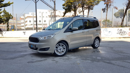2016 Ford Tourneo Courier - front-left exterior