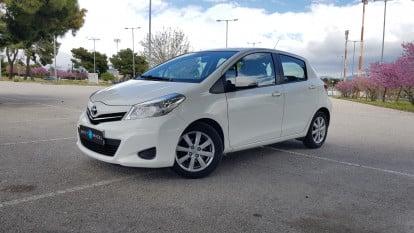 2012 Toyota Yaris - front-left