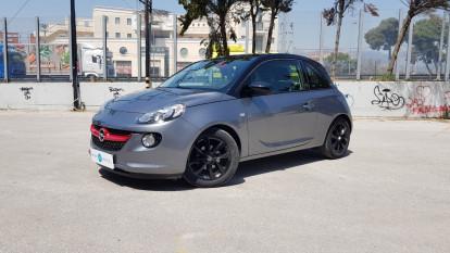 2017 Opel Adam - front-left exterior