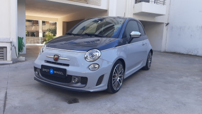 2013 Abarth 595 - front-left exterior