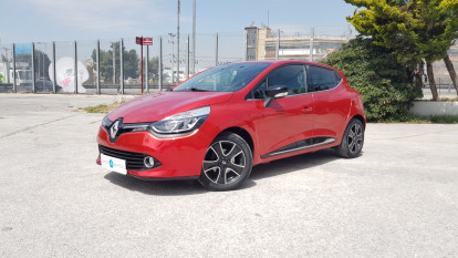 2013 Renault Clio - front-left exterior