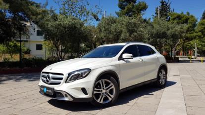 2016 Mercedes-Benz GLA 200 - front-left exterior