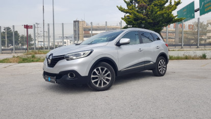 2015 Renault Kadjar - front-left exterior