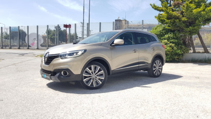 2016 Renault Kadjar - front-left exterior