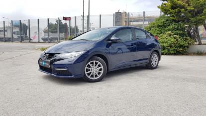 2014 Honda Civic - front-left exterior