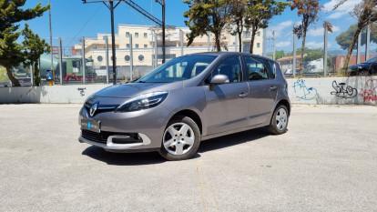 2014 Renault Scenic - front-left exterior