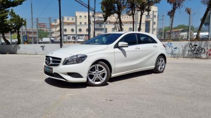 2013 Mercedes-Benz A 180 - front-left