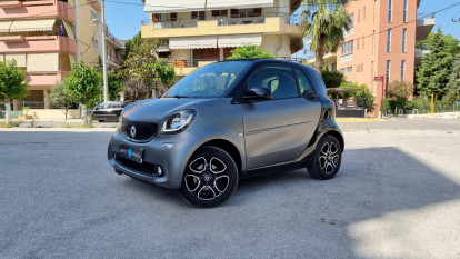 2018 Smart ForTwo - front-left exterior
