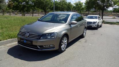 2012 Volkswagen Passat - front-left exterior