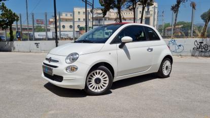 2019 Fiat 500 - front-left