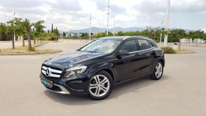 2016 Mercedes-Benz GLA 180 - front-left