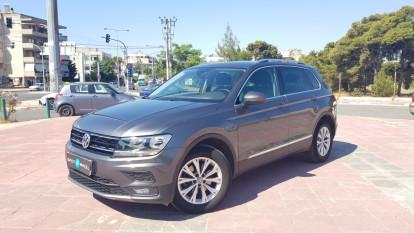 2019 Volkswagen Tiguan - front-left exterior