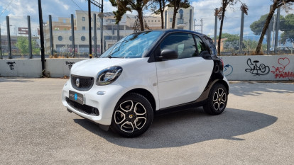 2017 Smart ForTwo - front-left