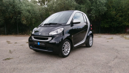 2011 Smart ForTwo - front-left