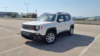 2015 Jeep Renegade - front-left