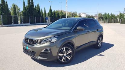 2020 Peugeot 3008 - front-left