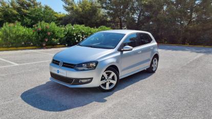 2011 Volkswagen Polo - front-left