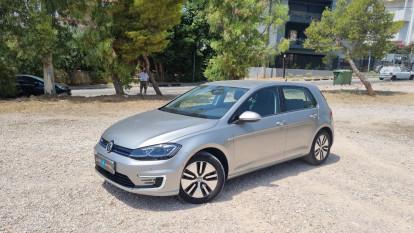 2020 Volkswagen Golf - front-left