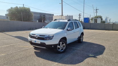 2012 Dacia Duster - front-left