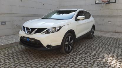2017 Nissan Qashqai - front-left exterior
