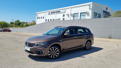 2019 Fiat Tipo - front-left