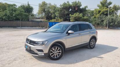 2016 Volkswagen Tiguan - front-left