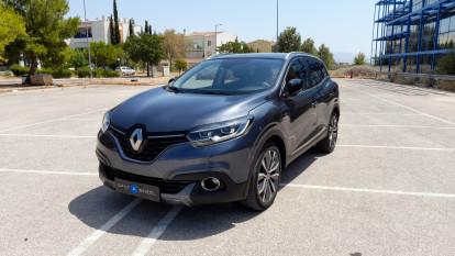 2017 Renault Kadjar - front-left