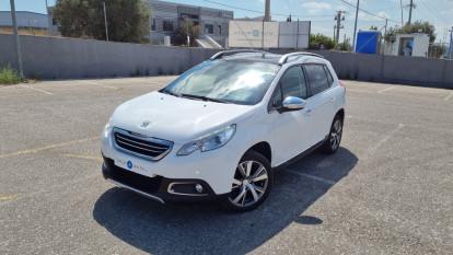 2015 Peugeot 2008 - front-left exterior