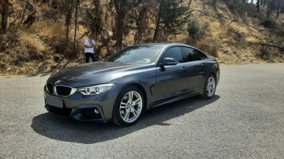 2015 Bmw 418 Gran Coupe - front-left
