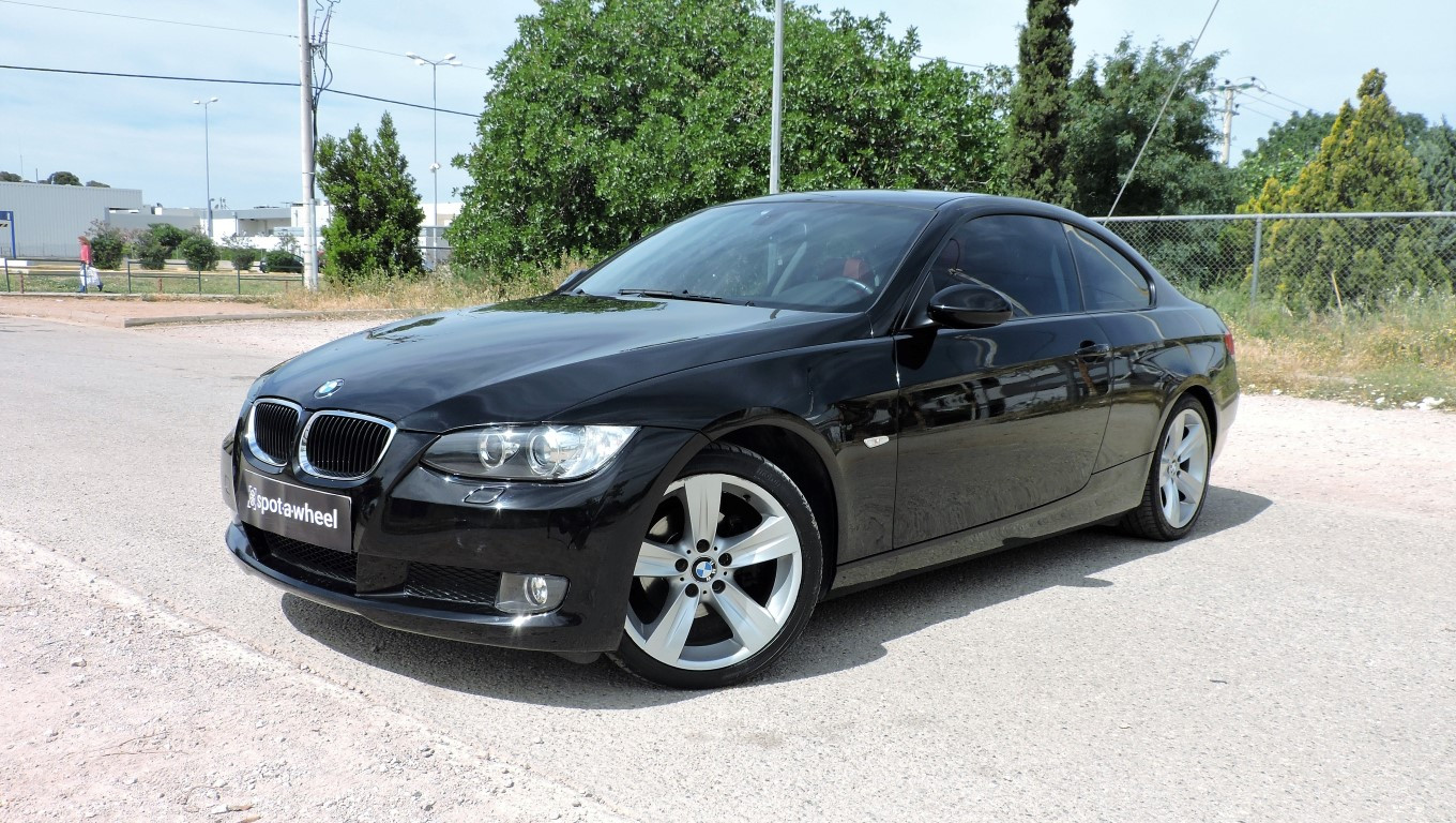 Bmw 320 i  Coupe του 2009