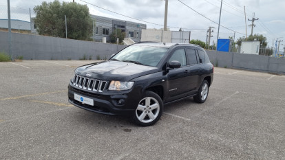 2012 Jeep Compass - front-left