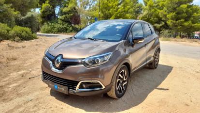 2015 Renault Captur - front-left
