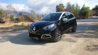 2016 Renault Captur - front-left exterior