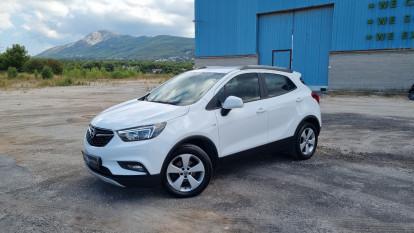 2017 Opel Mokka X - front-left