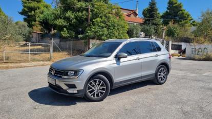 2016 Volkswagen Tiguan - front-left exterior