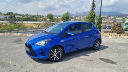2019 Toyota Yaris - front-left