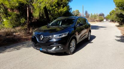 2016 Renault Kadjar - front-left