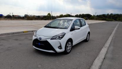 2018 Toyota Yaris - front-left