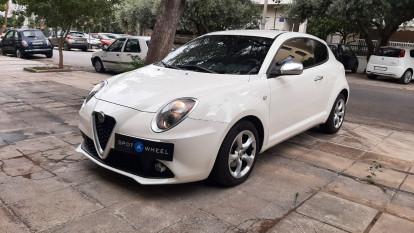 2017 Alfa Romeo Mito - front-left