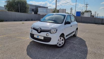 2017 Renault Twingo - front-left