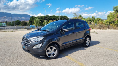2018 Ford EcoSport - front-left