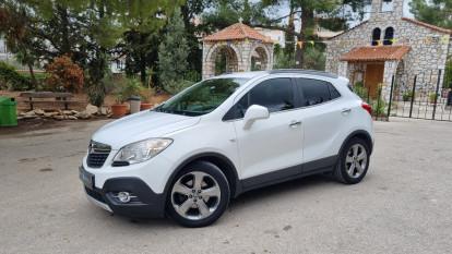2013 Opel Mokka - front-left