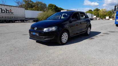 2012 Volkswagen Polo - front-left exterior