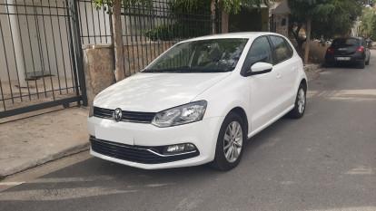 2016 Volkswagen Polo - front-left exterior